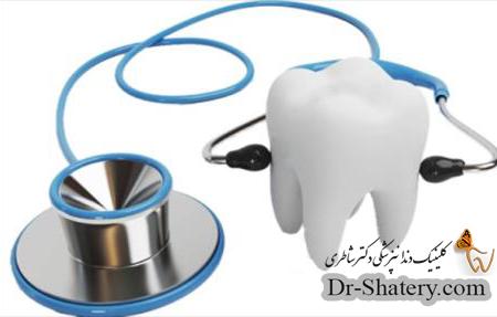 ارتباط دیابت با بهداشت دهان و دندان