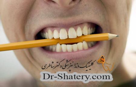 عادت های بد مخرب دندان